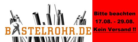 bastelrohr.de - Ihr Spezialist für Edelstahlrohre in Sondergrößen und Kleinmengen